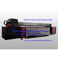 Quality UV Roll To Roll Printer 3.2m Wide Format Printing Equipment With GEN5 Print Heads for sale