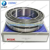 Quality Spherical roller bearing with steel cage Japan NSK 23032CDE4 160x240x60 mm High Quality Low Noise for sale