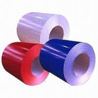 Quality PPGI Coils with 12 to 1250mm Width, Various Thicknesses and Widths are Available for sale