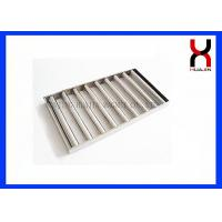 Quality Rare Earth Neodymium Magnetic Grill 10000 Gauss Stainless Steel 304 / 316L Type for sale