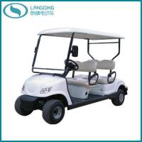 Buy cheap CE Electric Club Buggy Tourist Car 4 Seats (LQY047) from wholesalers