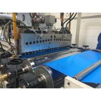 Quality Stationery High Foam Ratio PP Sheet Extrusion Line Chemical / Physical Microfoam Board Making for sale