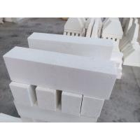 Quality Bulk Density 3.5 - 3.9 G/Cm3 Refractory Fire Bricks Fused Cast Refractory Anchor Brick for sale