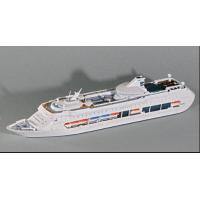 China Hand Made Royal Caribbean Cruise Ship Models Legend Of The Seas Model For Collector wholesale