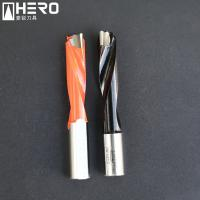 Quality Customized Tungsten Carbide Drill Bits Rust Proof For Automatic Boring Machine for sale