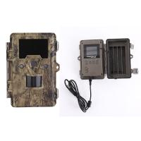 Quality Camouflage Infrared Trail Camera / Waterproof Trigger Deer Game Camera 720P Trail Camera With 36 LED for sale