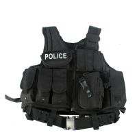 Quality Hot Sale nylon tactical police vest for sale