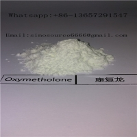 Quality Muscle Buidling Oxymetholone / Anadrol Oral Anabolic Steroids Powder CAS 434-07-1 99% High Purity for sale