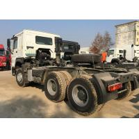Quality 80R22.5 Radial Tire Prime Mover Truck HOWO76 Long Cab Single Sleeper for sale