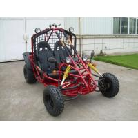 Quality Pedal 150CC CVT Go Kart Buggy , Electric Go Kart Spider Style Buggy for sale