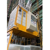 Quality 2 Ton Capacity Construction Building Hoist Of Passenger And Material Hoist for sale