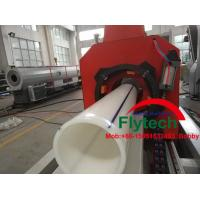 Quality 110MM HDPE PIPE EXTRUSION MACHINE / HDPE PIPE EQUIPMENT / PE PIPE MAKING MACHINE for sale