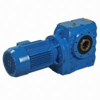 Quality Speed Reducer with 0.18 to 22kW Input Power and 9 to 300 Transmission Ratio for sale