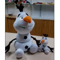 Quality Repeating and talking Plush Toys Olaf Cartoon doll other toys for sale
