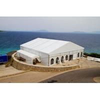 Quality Water Proof Fabric Clearspan Structure For 300 People Commeicial Party for sale