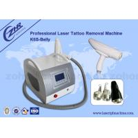 Portable Q Switched Nd Yag Laser Pigment Removal Machine For Clinic And Hospital