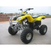 Quality Yellow 250CC Utility Racing ATV Four Wheels 4 Stroke With Reverse for sale