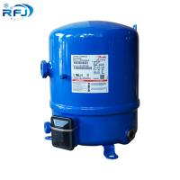 China Threaded Fixed speed Reciprocating blue Compressor MT/MTZ80-4VI for industrial refrigeration systems on sale