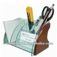 Quality Multi-fonction office acrylic pen display for sale