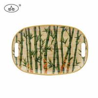 Quality China Tray for Tea/Coffee/Dishes/Table Decoration/Serving/Tableware/Eco-Friendly for sale