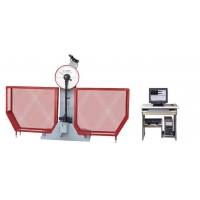 China JBW-500Z Computer Control Fully-automatic Charpy Impact Test on sale