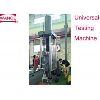 Quality Durable Servo Hydraulic Universal Testing Machine Reinforcement Couplers – Slip Test for sale