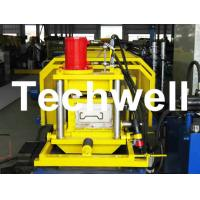 Quality 7.5KW S18 Thickness Sigma Shape Roll Forming Machine TW-SG100 for sale