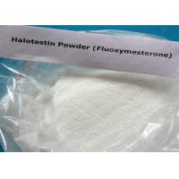 Fluoxymesterone Raw Testosterone Powder , Oral Halotestin Anabolic Steroid Powder