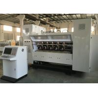 Quality 29kw Corrugated Slitter Machine Electric Drive Steel Material PLC Control System for sale