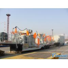 Prefabricated 132KV Semi-trailer Vehicle-mounted Mobile Substation for sale