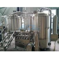 Quality Turnkey Beer Brewing Equipment Popular Design for The Brewhouse for sale