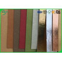 Quality Natural Cellulose Pulp Tear Proof  Washable Kraft Paper For Making Shoes for sale