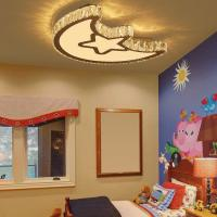 Quality Children Bedroom Kids room Design Crystal ceiling lights for living room (WH-CA-47) for sale