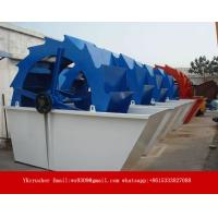 China Industry Wheel Sand Ore Washing Machine Stable Operation Sealed Bearing on sale