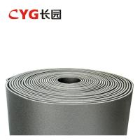 Quality Double Sided Self Adhesive Insulation Roll Expanded Polyethylene Sheets For Building Floor for sale