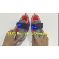 Quality LED running screen lights for shoes/  LUV-MS-525 New style LED programmble message screen display light for sale