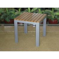 Quality Outdoor Garden Furniture - Plastic Wood Chair (BZ-CP026) for sale