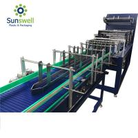 China High Performance Shrink Wrapping Machine For Bottles 35 Packs / Min Fully Automatic on sale