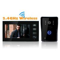 Quality 7 Inch Vila Video Door Phone Wireless Video Door Intercom Access Control System for sale