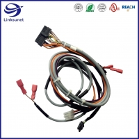 Quality Liycy 24C Cable Add 43025 3.0mm Connector Wire Harness For Communication Equipment for sale