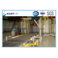 Quality Customized Pallet Wrapping Solutions Fully Wrapped In Paper Making Industries for sale