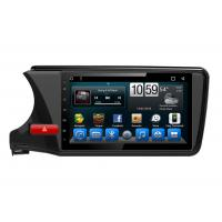 China Honda City 2015 Car GPS Navigator In Dash Multimedia Radio Receivers on sale