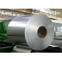 Quality Mill Finish Silver Aluminum Sheet Coil Moisture Proof Temper HO for sale