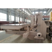 Quality SANKON Stationary Tilting AAC Machine Overturn Table for sale