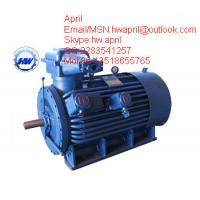 Quality YB400-450 series high-voltage explosion proof three-phase asynchronous motor for sale