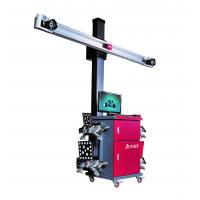 Quality High Pixel Camera 3d 4 Wheel Alignment , 3d Wheel Alignment System Manually Control for sale