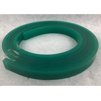 Quality Rubber Screen Printing Squeegee With Handle 25x5mm Standard Size for sale