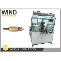 Quality Copper Wire Winding Machine PMDC Rotor Riser Commutator Armature AWG16 To AWG30 for sale