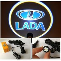 Quality Automobile Logo Project light CREE LED CAR Door LOGO Light Ghost Shadow Light for all cars for sale