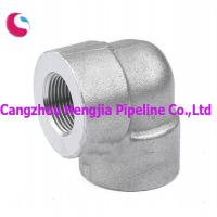 Quality forged threaded pipe fittings manufacturer for sale